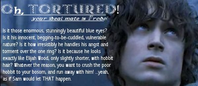 your%20ideal%20mate%20is%20Frodo!