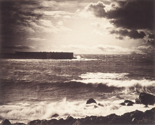 Gustave Le Gray - The Great Wave