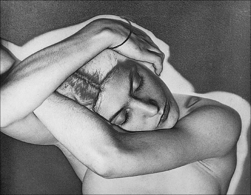 Alfred Stieglitz - Ray Woma, 1931