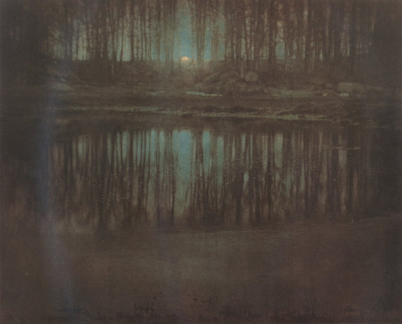 Edward Steichen - The Pond Moonlight