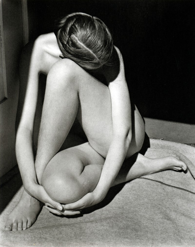 Edward Weston - Eloquent Nude