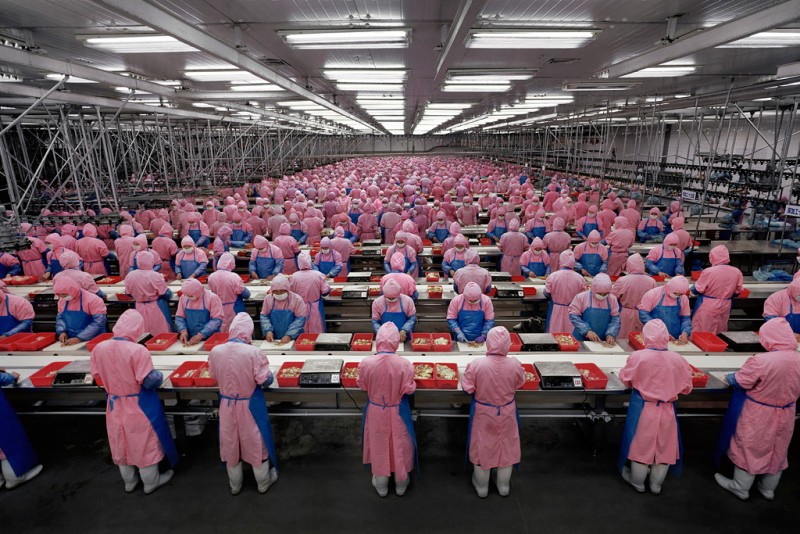 Andreas Gursky - China Men