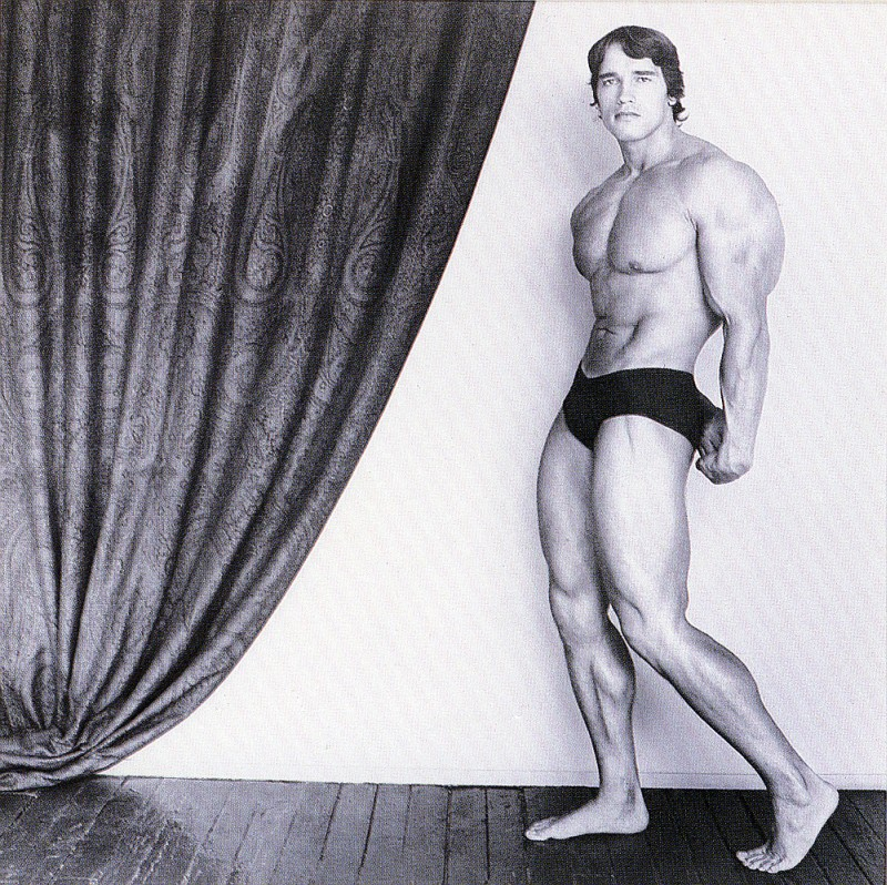 Robert Mapplethorpe - Arnold
