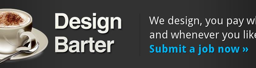 Дизайн Бартр — новый проект Sliday