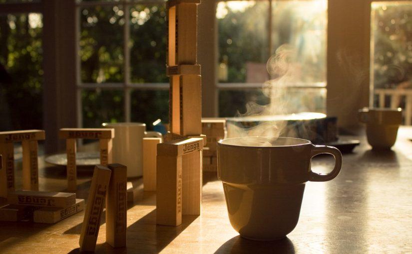 Две чайно-кофейно фотографии и благотворительность