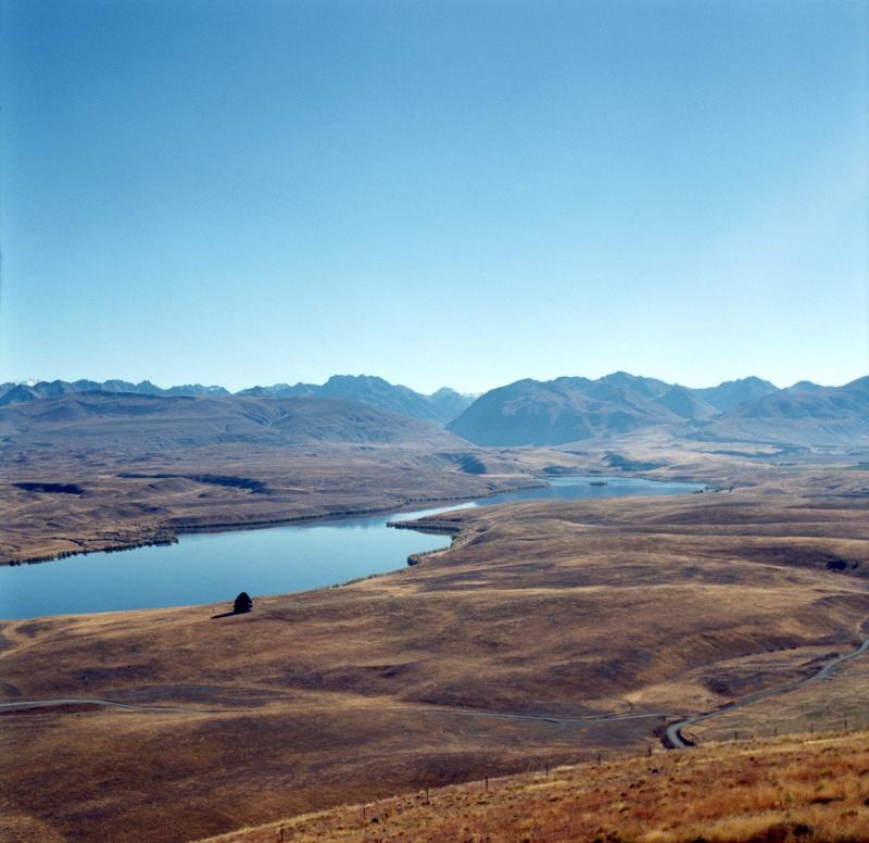 nz tekapo 002 800x776 Озера Текапо и Пукаки