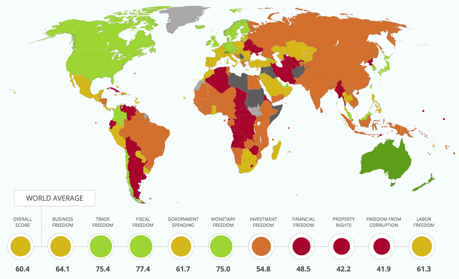 2015_World_Economic_Freedom_Levels__Heat_Map_for_Continents_and_Countries