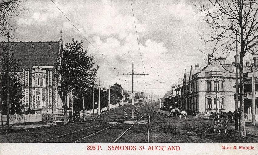 Symonds Street
