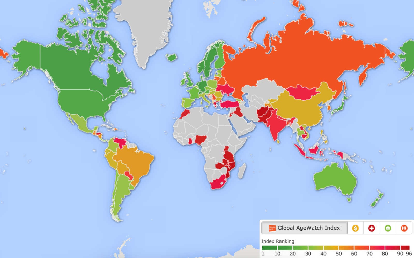 Global rankings map | Data | Global AgeWatch Index 2015 2016-05-09 11-33-06