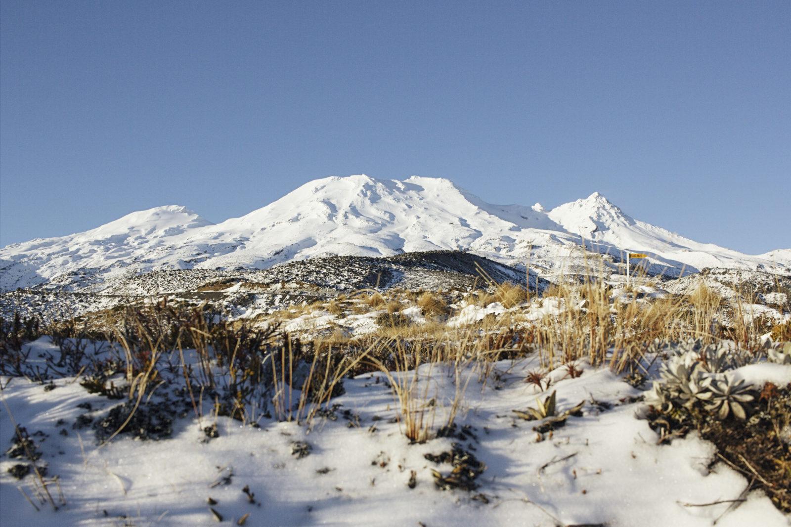 Гора Руапеху