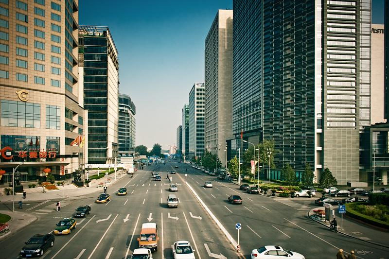 Улица Zhongguancun