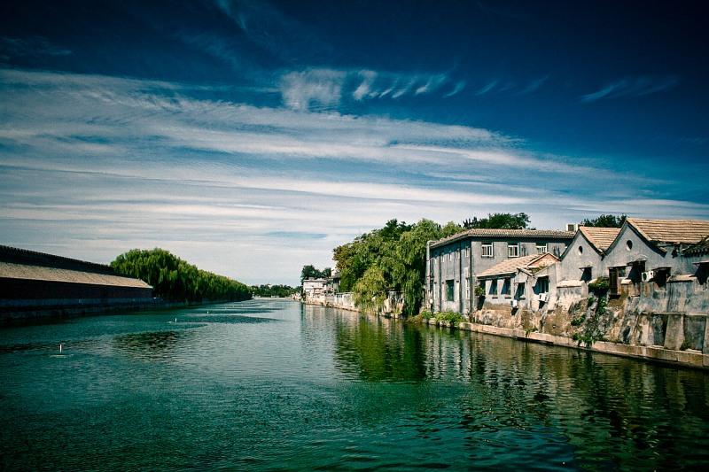 Канал у Запретного города