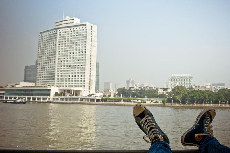 На Жемчужной реке, Гуанчжоу