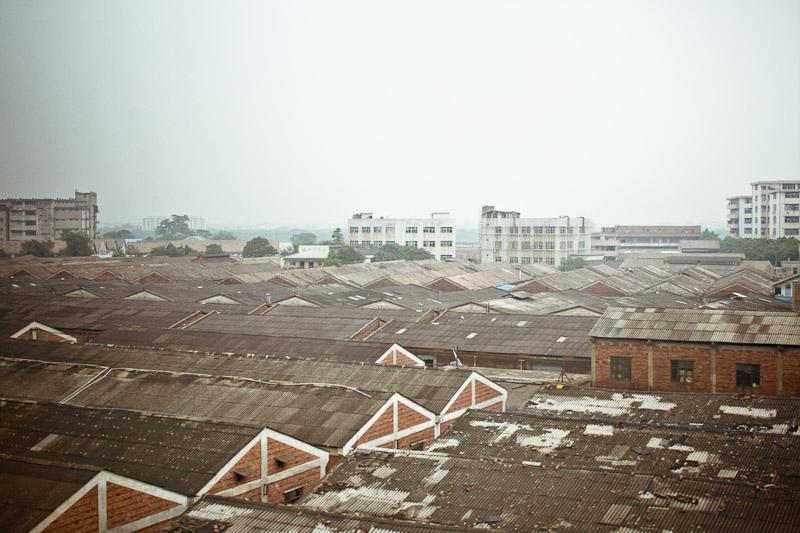 Индустриальный Китай