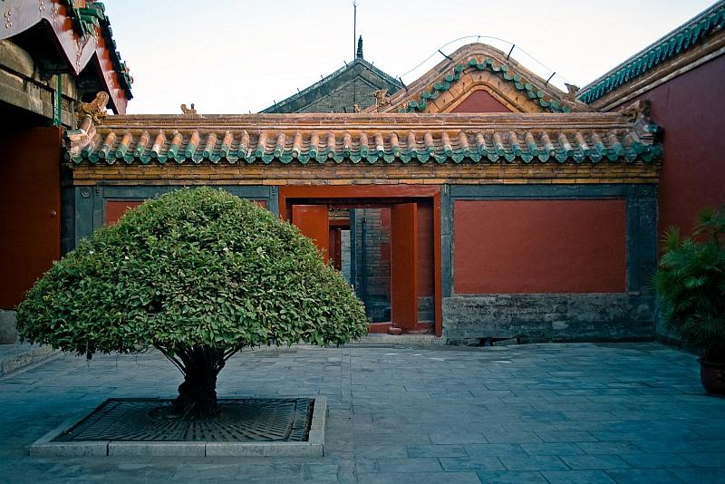 Запретный города в Шеньяне