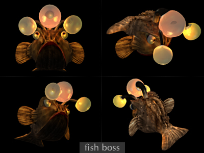 fish boss
