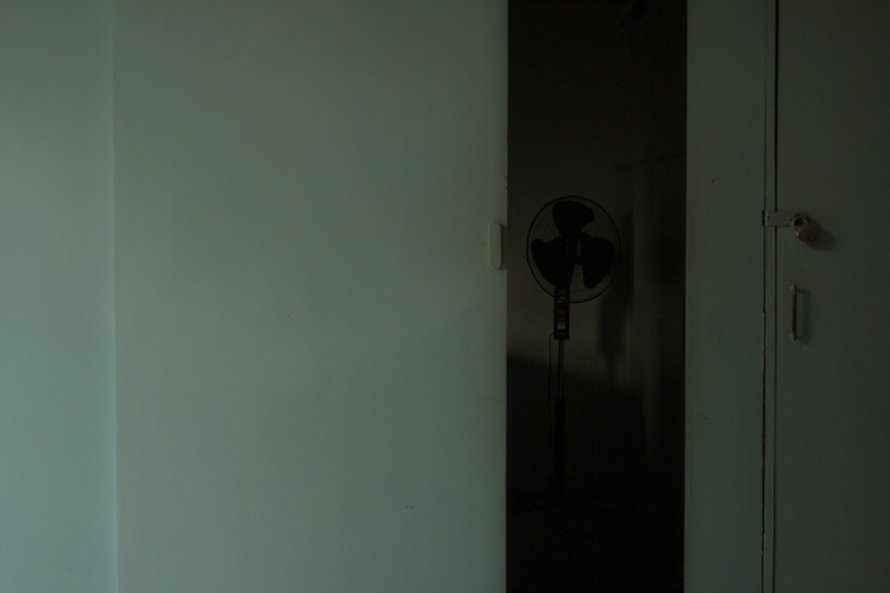 Тёмная комната для занятий