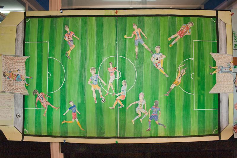 Модный футбол