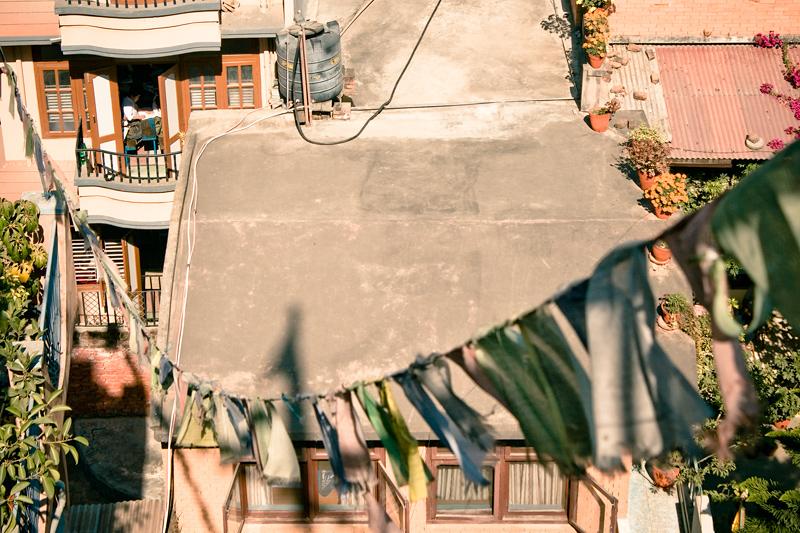 Флаги в Катманду