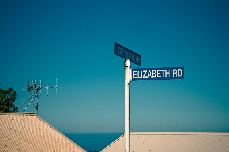 Улица Елизаветы в Напьере