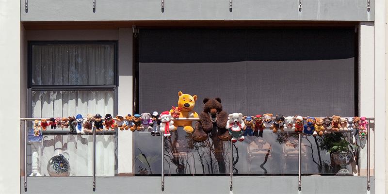 Невинные мишки Тедди