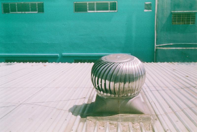 Крыша в Дананге.