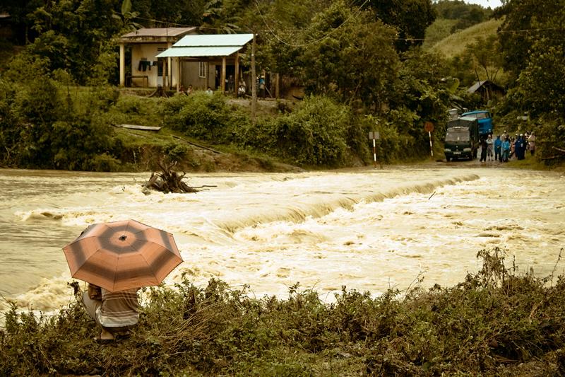 Вьетнам под водой